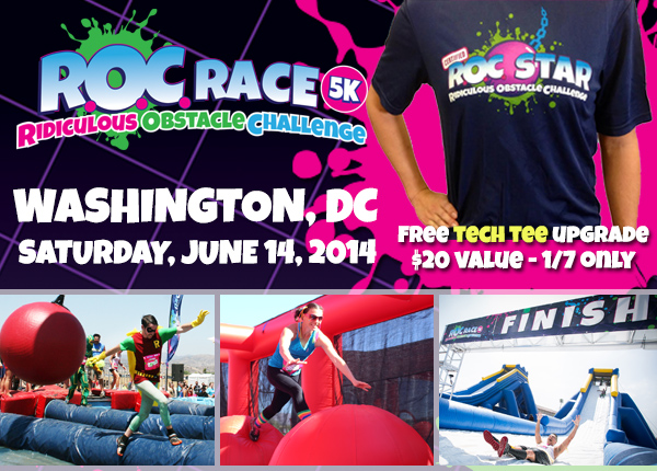 ROC Race is coming June 14th, 2014!