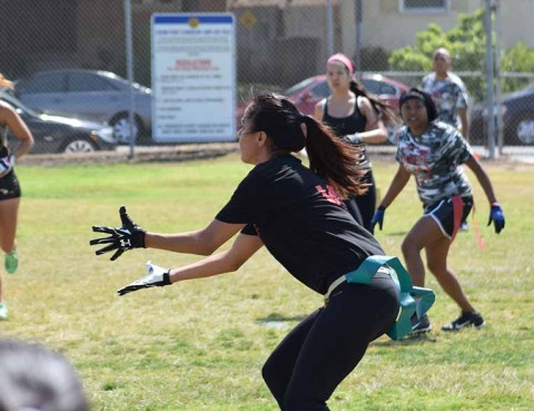San Diego Coed Flag Football Leagues