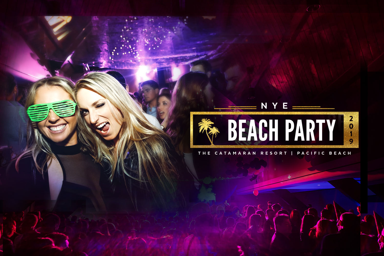 Nye Beach Party 2019 Vavi Sport Amp Social Club