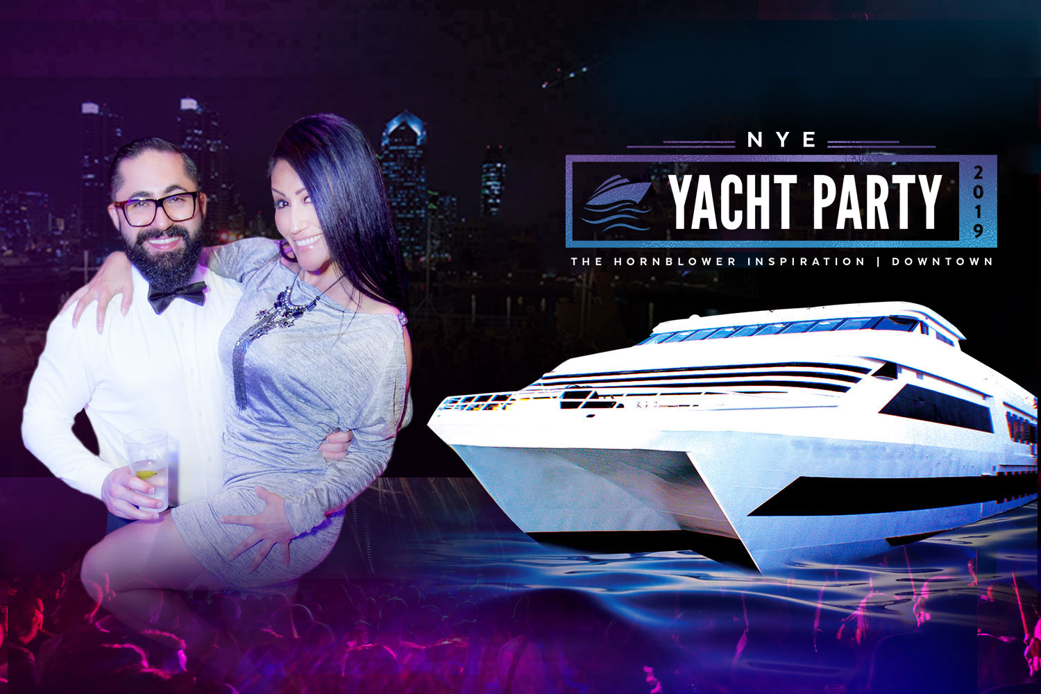 Nye Yacht Party 2019 Vavi Sport Amp Social Club