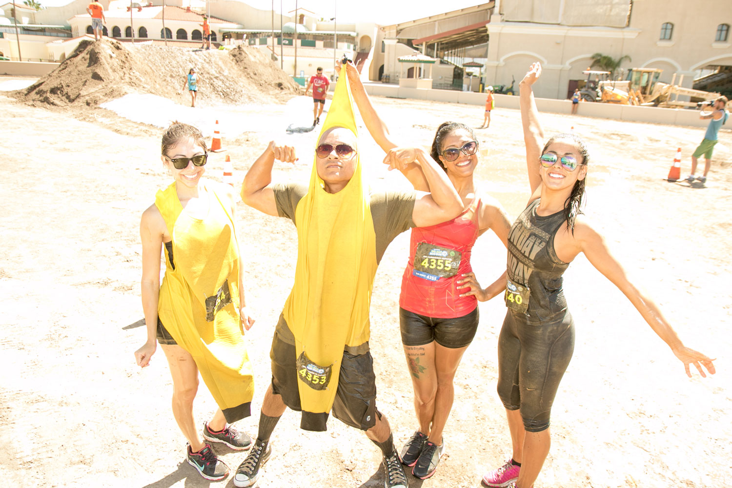 Del Mar Mud Run
