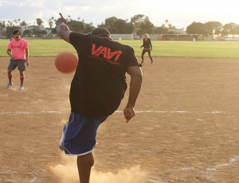 San Diego Coed Kickball Leagues
