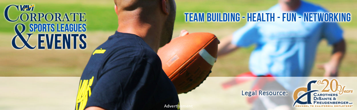 San Diego Corporate Sports League Events