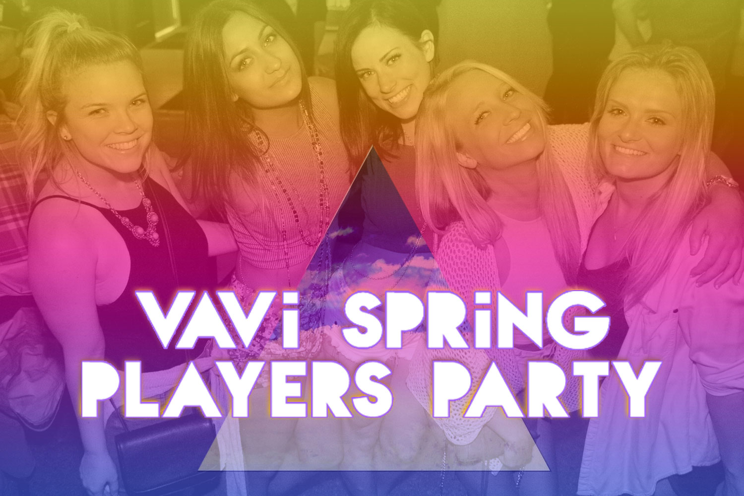 2016 Players Party Header Image