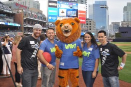 VAVi Day at Petco Park