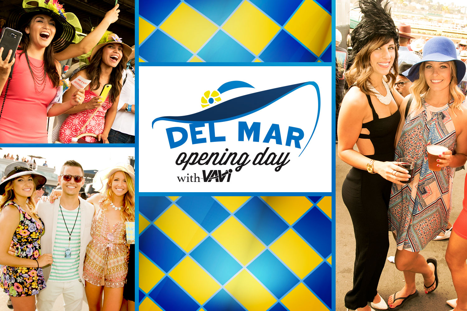 Del Mar Opening Day-2017